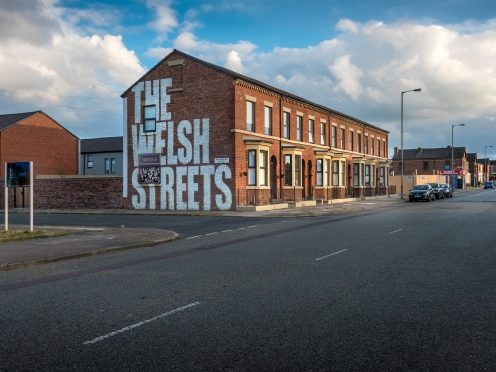 Welsh Streets, Place First, Winner of Building Awards 2018, Refurbishment Category