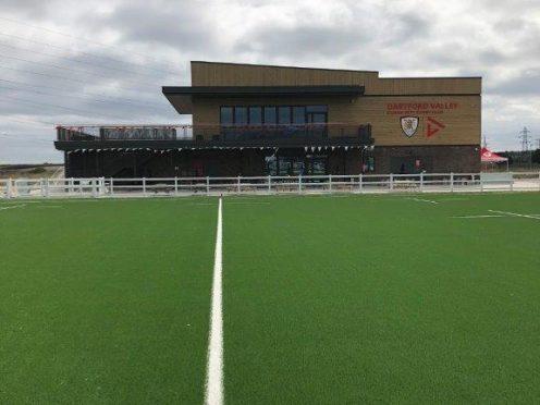3D Tour of Dartford Valley RFC